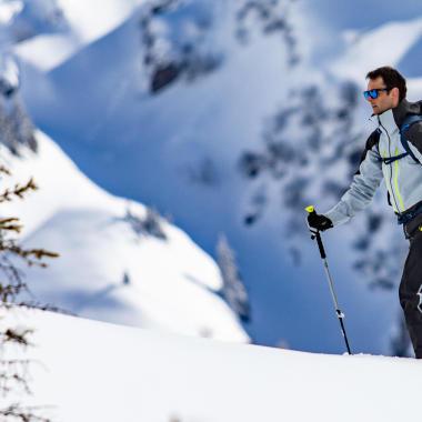 bien choisir son matériel de ski de randonnée avec Wed'ze