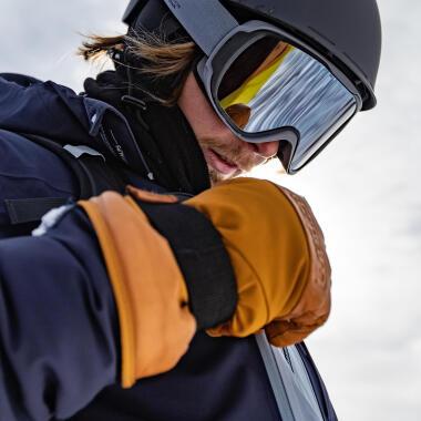gant et moufle de ski