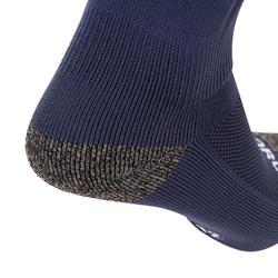 Hockeysokken voor kinderen en volwassenen FH500 Chessy blauw