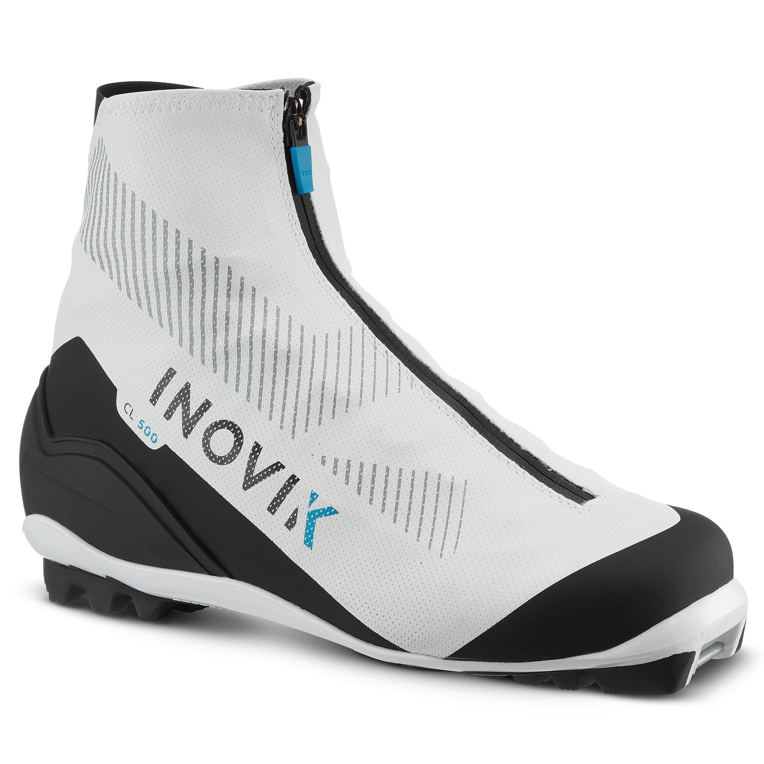 Buty Do Narciarstwa Biegowego Skate Xc S Boot 500 Damskie Inovik Decathlon