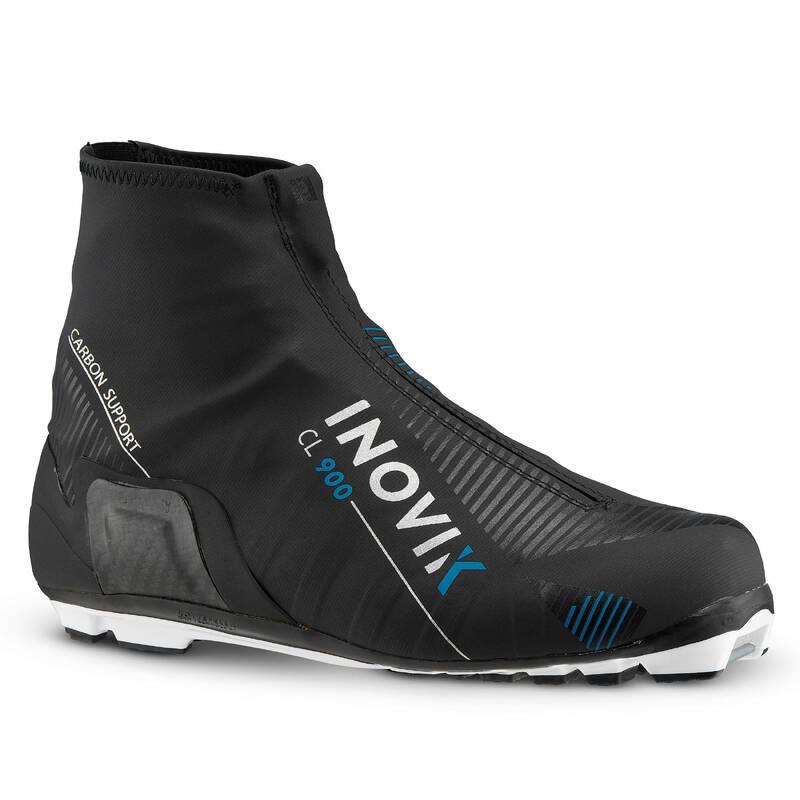 KLASICKÉ BĚŽKY Běžecké lyžování - BOTY NA BĚŽKY NA KLASIKU 900 INOVIK - Boty na běžky