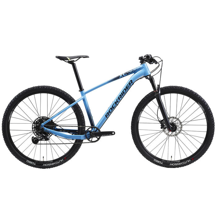 "Cross country mountainbike XC 500 29"" EAGLE lichtblauw"