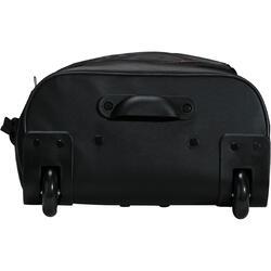 Trolley TR 120 30 liter grijs/koraalrood handbagageformaat - 188523