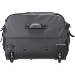 Koffer op wieltjes TR 120 60L grijs / koraal - 188535