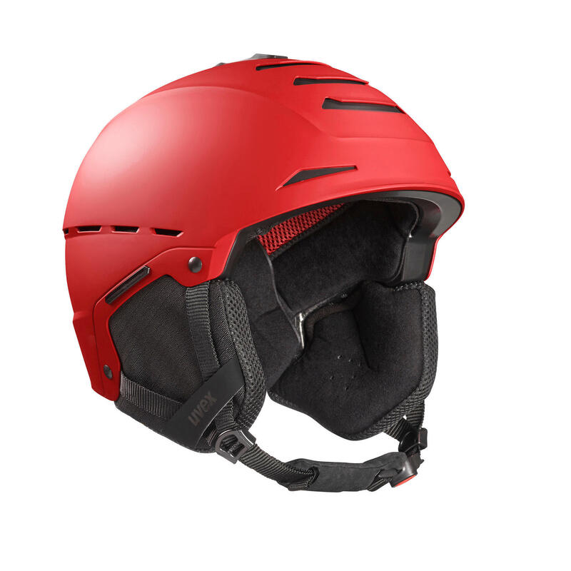 CH CASQUE UVEX LEGEND ROUGE