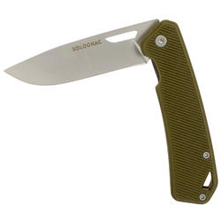 Couteau chasse pliant Axis 75 GRIP V2 KAKI