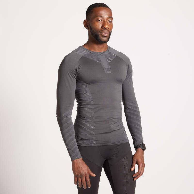 ERKEK YOL KOŞUSU SOĞUK HAVA GİYİM Koşu - KIPRUN SKINCARE TİŞÖRT KIPRUN - Erkek Koşu Kıyafetleri