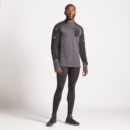 Kiprun Warm Long-Sleeved T-Shirt - Men