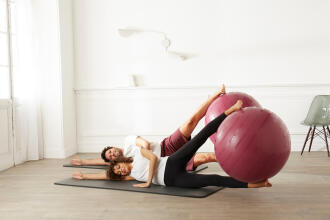 Pilates | It's time for Pilates!