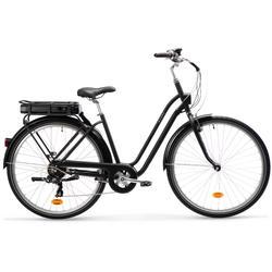 Bici città a pedalata assistita ELOPS 120E