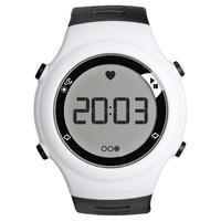 Reloj Pulsómetro Running ONRHYTHM 110 Blanco
