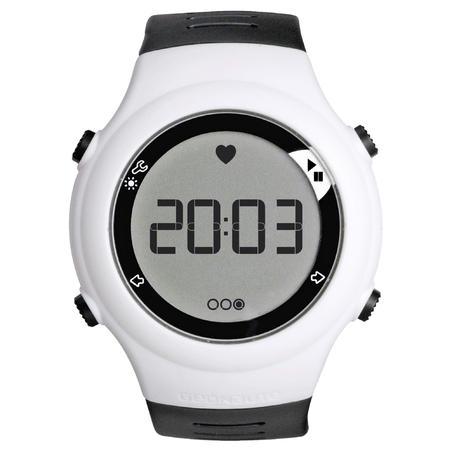 """Širdies ritmo matuoklis-laikrodis """"ONRHYTHM 110"""", baltas"""