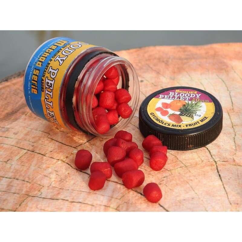 ETET#ANYAGOK, CSALIK FEEDER & MATCHBOTOS Horgászsport - Bloody soft pellet gyümölcsös TIMÁR - Horgászsport