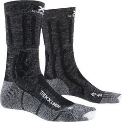 Chaussettes de Randonnée adulte Treck X LINEN X Socks