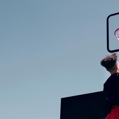 panier de basketball tarmak