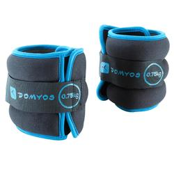 Wrist and Ankle Weights Twin-Pack 0.75 kg