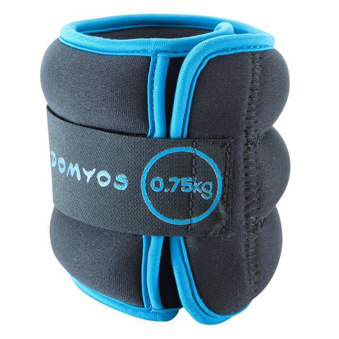 Hanteln Gymweight verstellbar Softbell 2x0,75kg
