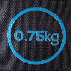 Soepel gewicht enkel en pols 0,75 kg - 188792