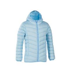 羽絨外套HIKE 550 TG-淡藍色