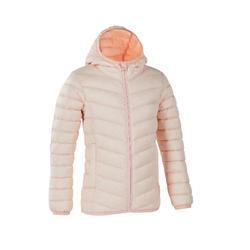 羽絨外套HIKE 550-粉紅色