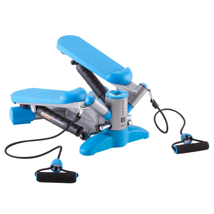 Stepper Twister blau
