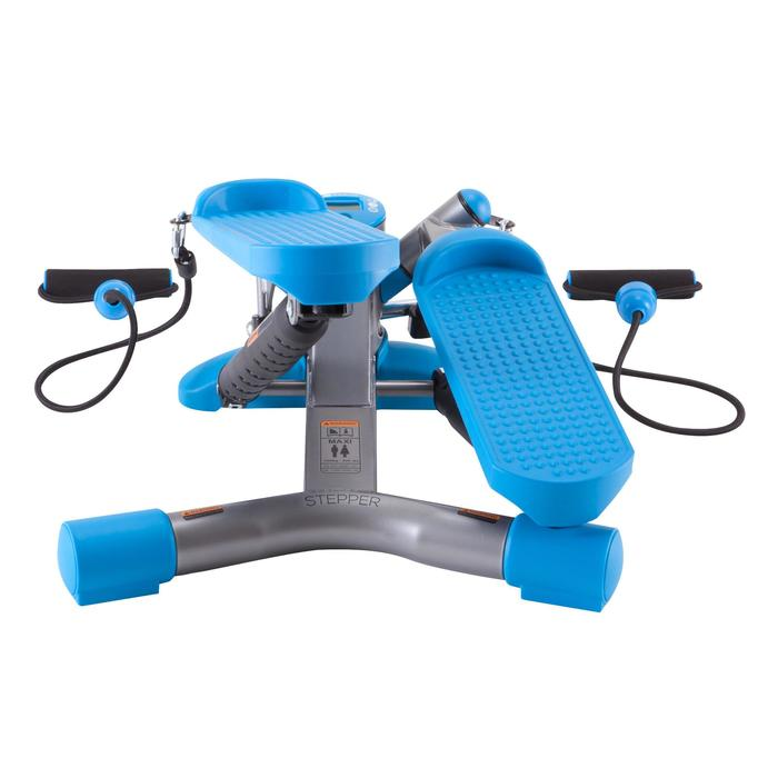 Stepper Twister blauw