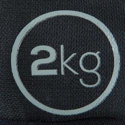 Soepel gewicht enkel en pols 2 kg - 188817