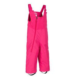 女嬰雪橇吊帶褲Dvr Warm