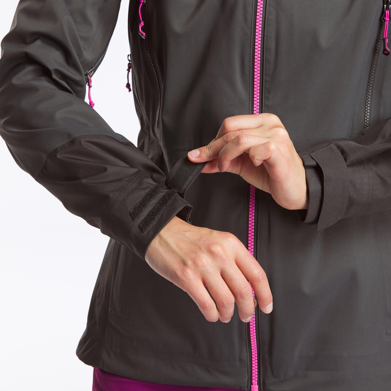 Women's waterproof mountain walking jacket - MH900
