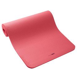 Pilatesmatte Komfort Fitness 170cm×55cm×10mm rosa