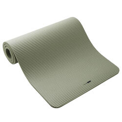 Pilates Comfort Floor Mat Size M 180 cm x 60 cm x 15 mm - Green