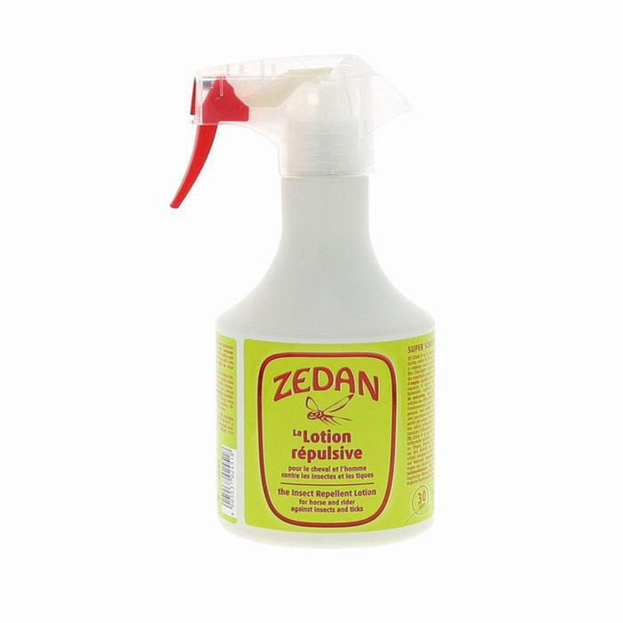 Insectifuge équitation cheval et poney ZEDAN 500 ML