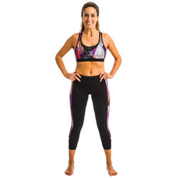 Women's Aquafitness Leggings Vib Black