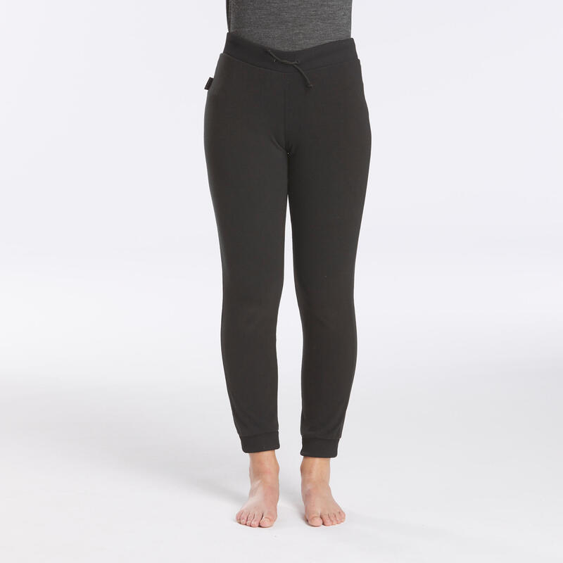 Pantalones Mallas Mujer Polar Montaña Trekking Forclaz Trek 100