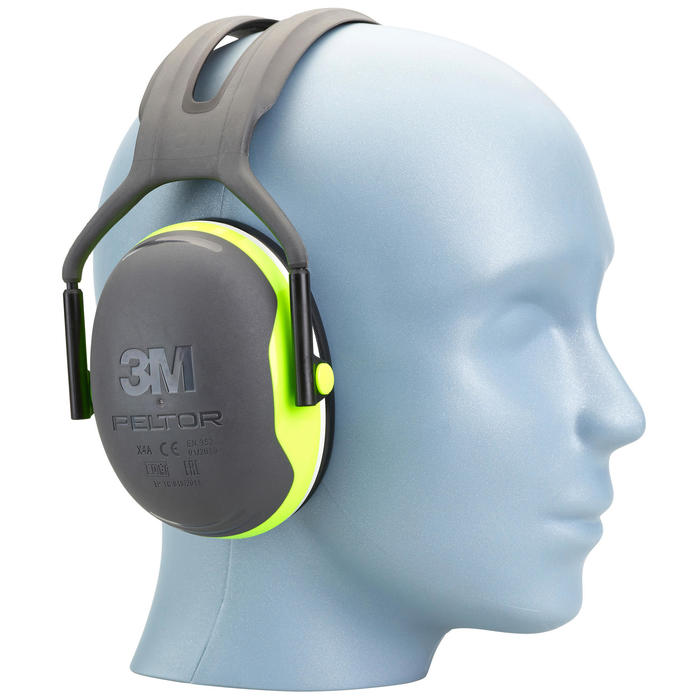 CASQUE DE PROTECTION SONORE PELTOR X4A
