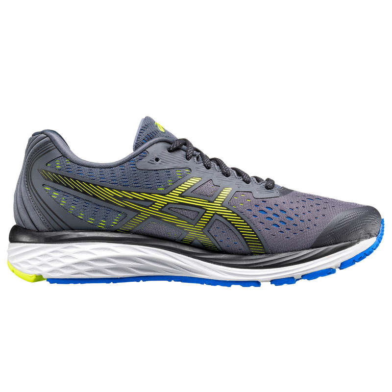 SCARPE RUNNING UOMO Running, Trail, Atletica - Scarpe uomo GEL STRATUS grigie ASICS - Running, Trail, Atletica