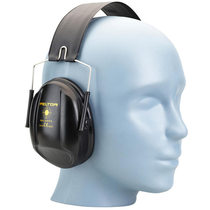 CASQUE PELTOR BULL'S EYE 1 NOIR