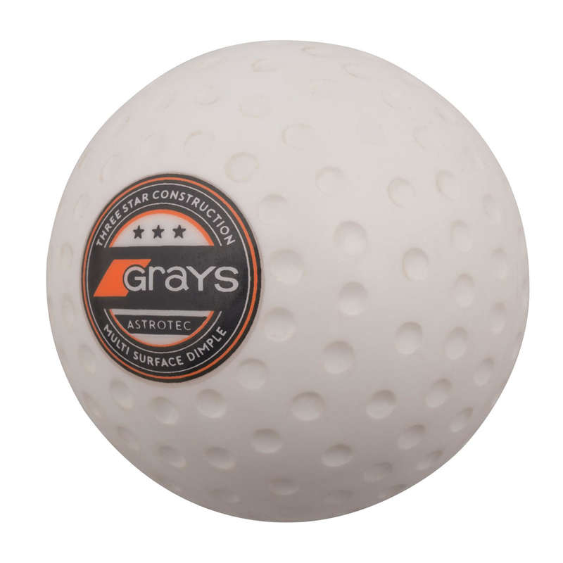 BALL, GRIP, BAG FIELDHOCKEY Sport di squadra - Palla hockey su prato ASTROTEC bianca o gialla GRAYS - Hockey su prato YELLOW