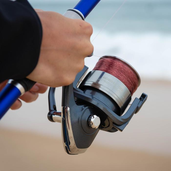 Fil pêche en surfcasting Cerise 16/100 2000m SYMBIOS