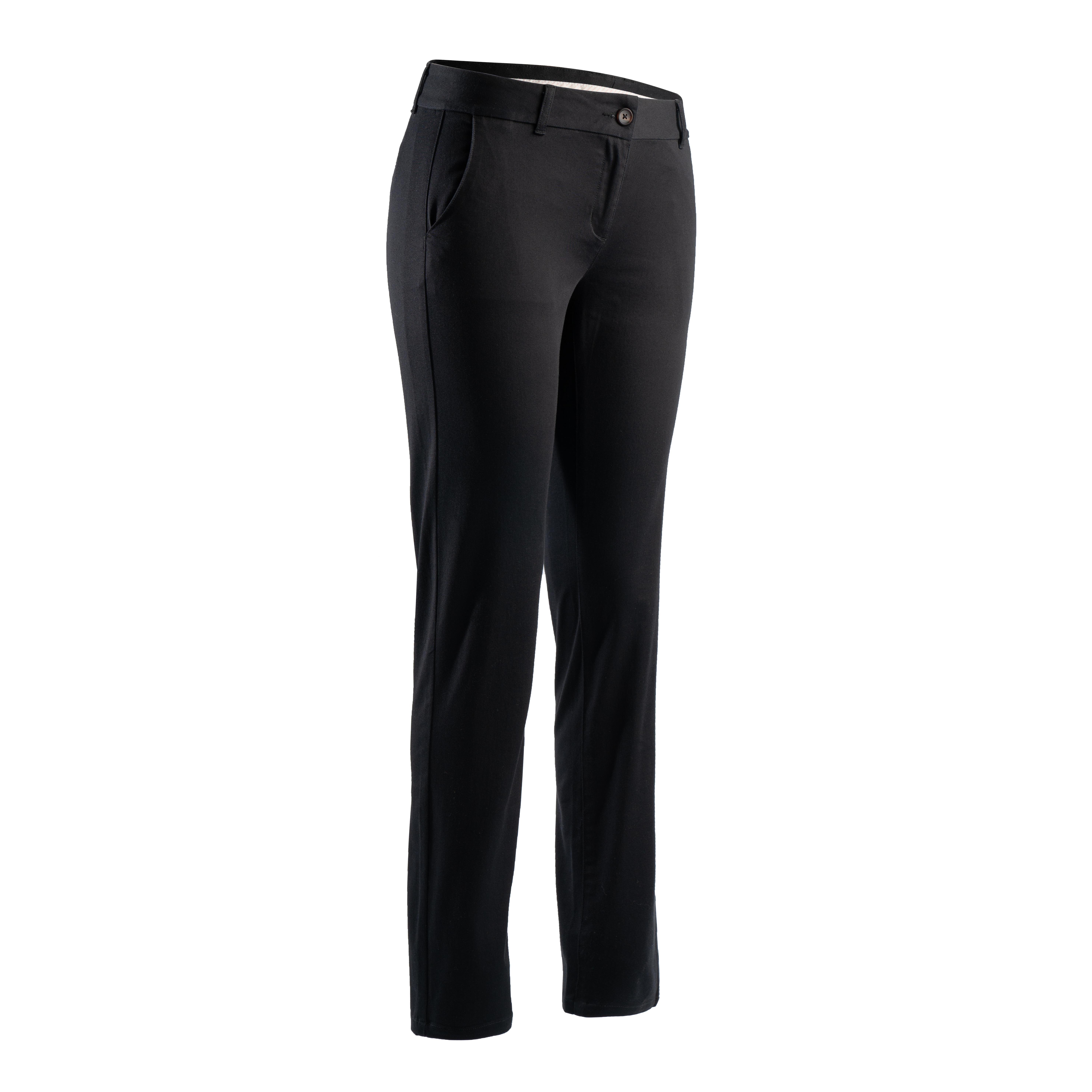 Pantalon Golf Negru Damă