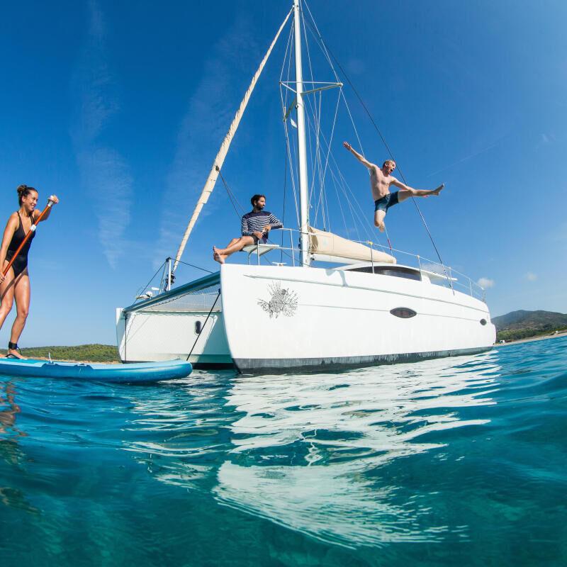 Quelle activité faire à bord d'un bateau ?
