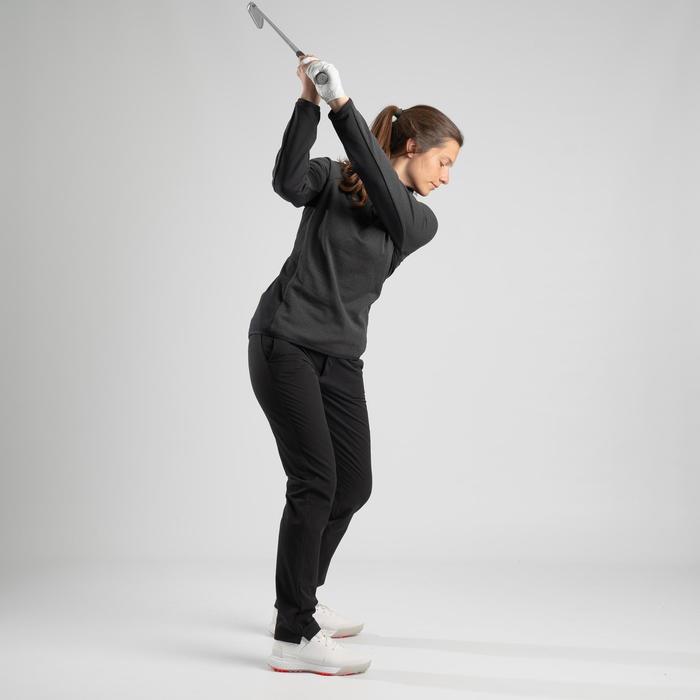 Golfbroek voor dames koud weer zwart