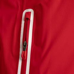 Golf Regenjacke wasserdicht RW500 Herren rot