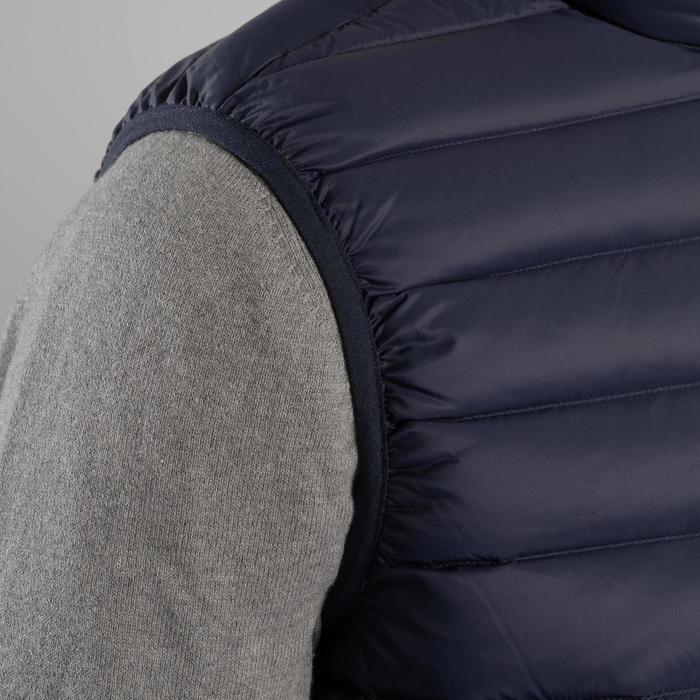 Bodywarmer voor golf heren Ultralight koud weer marineblauw