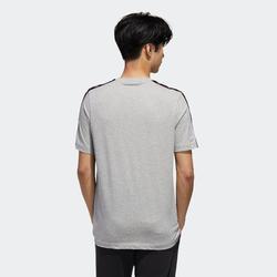 T-Shirt Adidas Homme Gris
