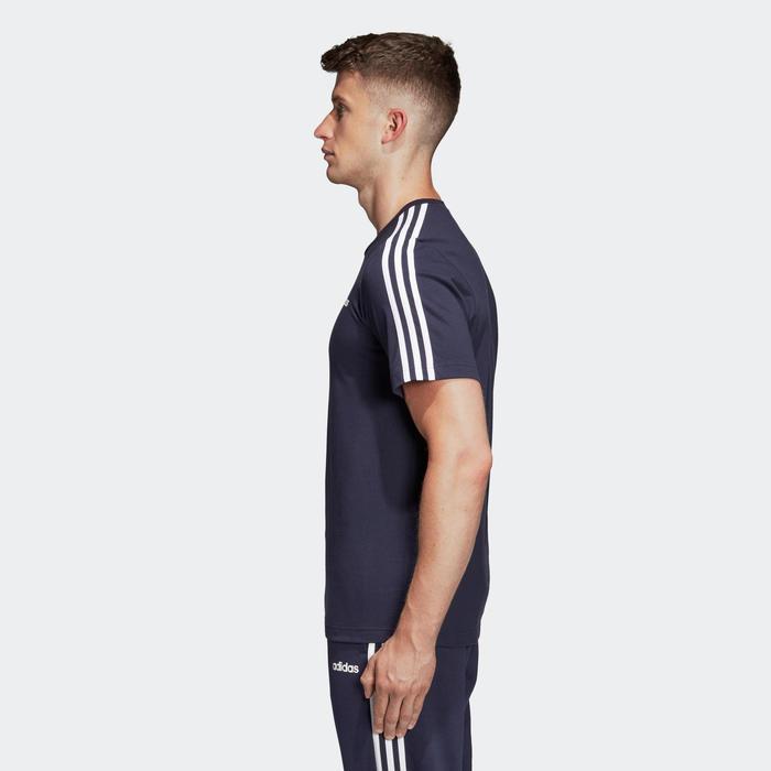 T-Shirt Adidas Homme Bleu Marine