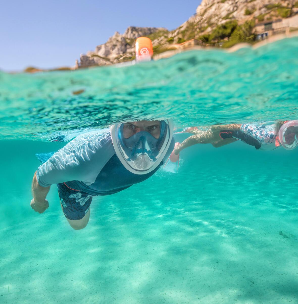 snorkeling kayak rules