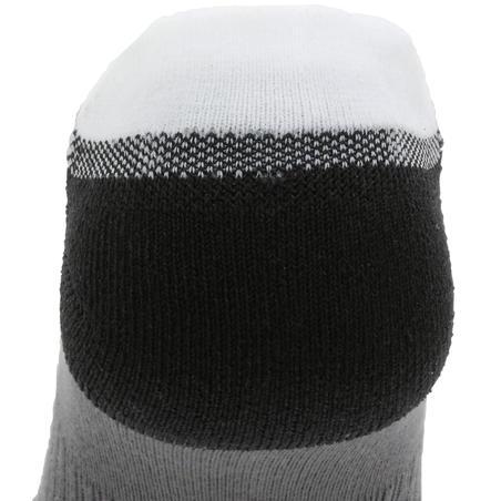 Invisible 900 Women's Fitness Walking Socks - Black