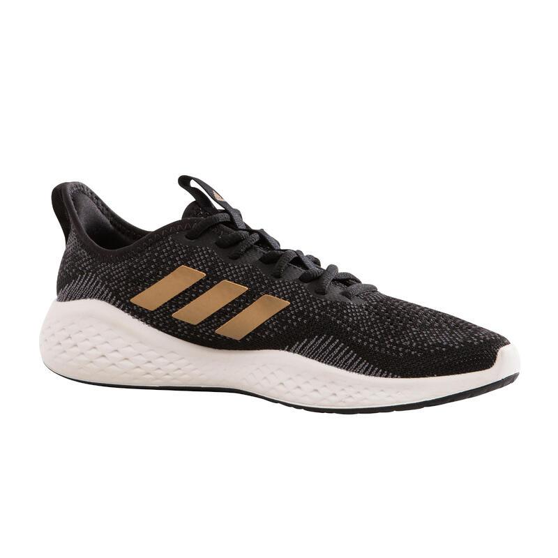 Chaussures de Running Adidas femme FluidFlow noir