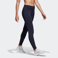 Legging Adidas femme Bleu Marine avec Logo